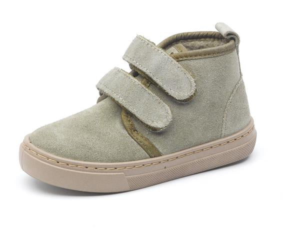 Cienta 93887.222 Green Suede Boot