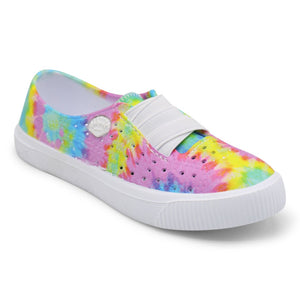 Blowfish Rioo-K Slip On Pastel Tie Dye/White Water Friendly EVA Sneaker