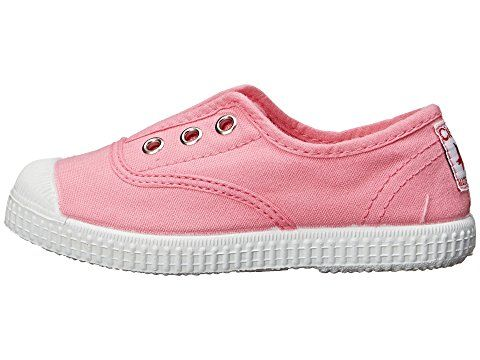 Cienta 70997.69 Bubble Gum Canvas Laceless Sneaker
