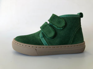 Cienta 93885.239 Pine Green Suede Boot (Winter Lining)