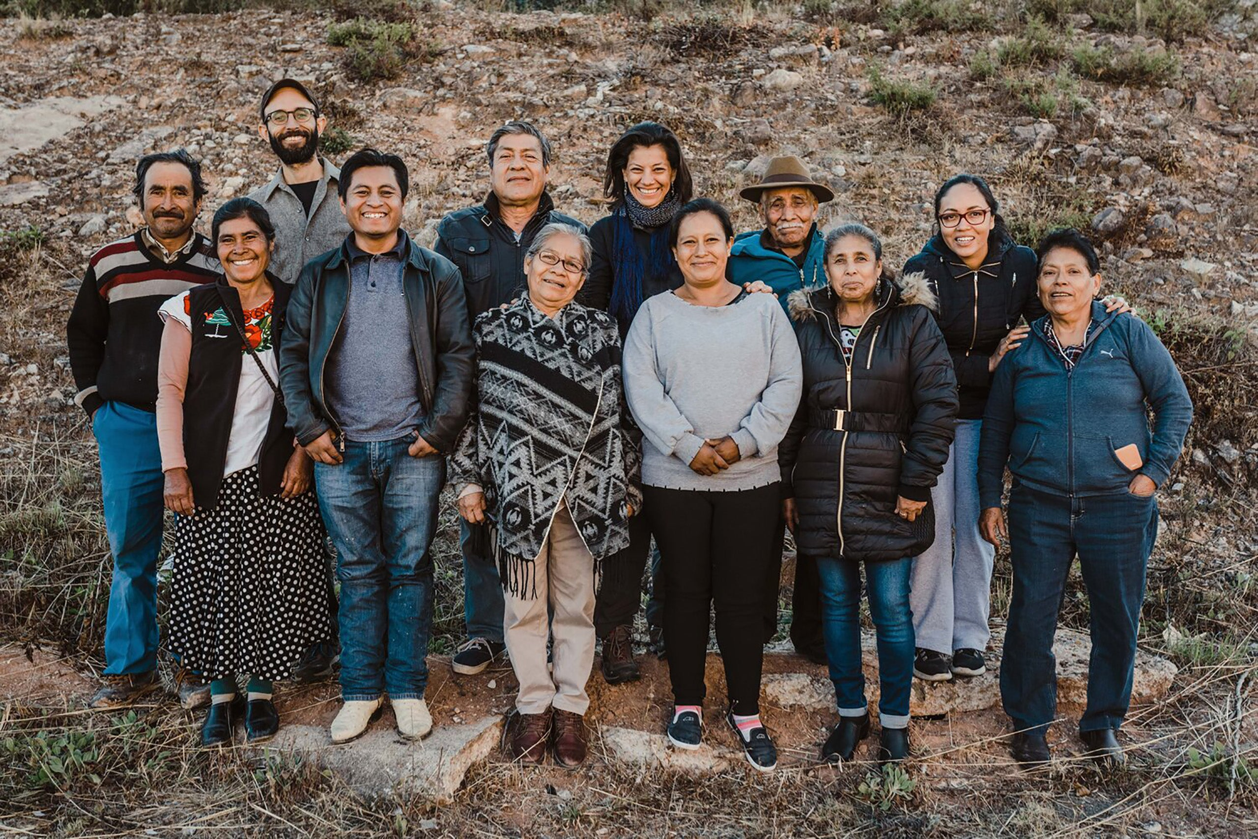 Mexican Artisan Collective Potters of Oaxaca Standing Together
