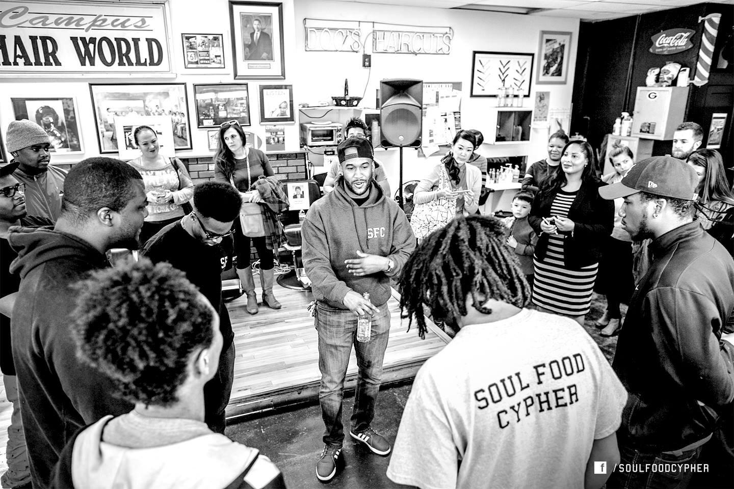 The Soul of the Soul Food Cypher