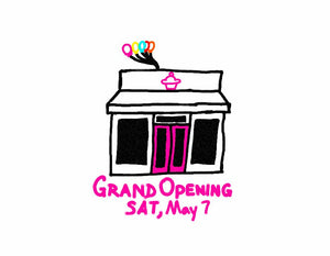 Grand Opening May 7th!