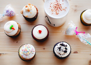 Order Cupcakes Online for Atlanta Cupcake Delivery and Pickup
