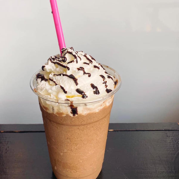frozen coffee drinks available