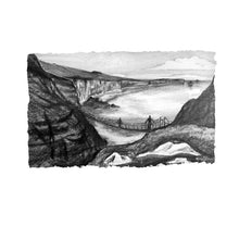 Load image into Gallery viewer, Carrick-a-Rede Rope Bridge