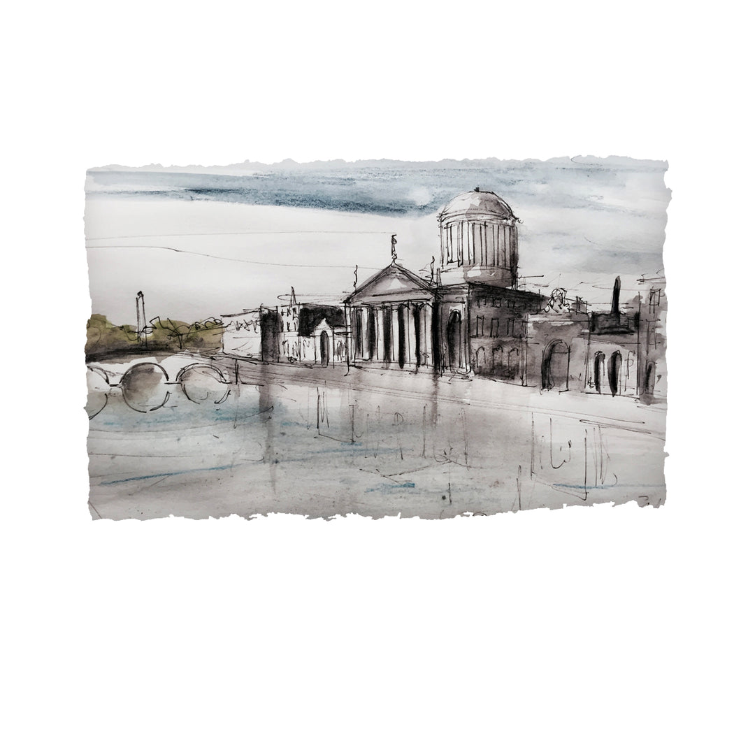 Four Courts, Dublin