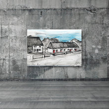 Load image into Gallery viewer, Thatched Cottages, Adare - County Limerick