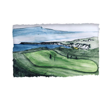 "Load image into Gallery viewer, ""Whiterocks,"" Royal Portrush"