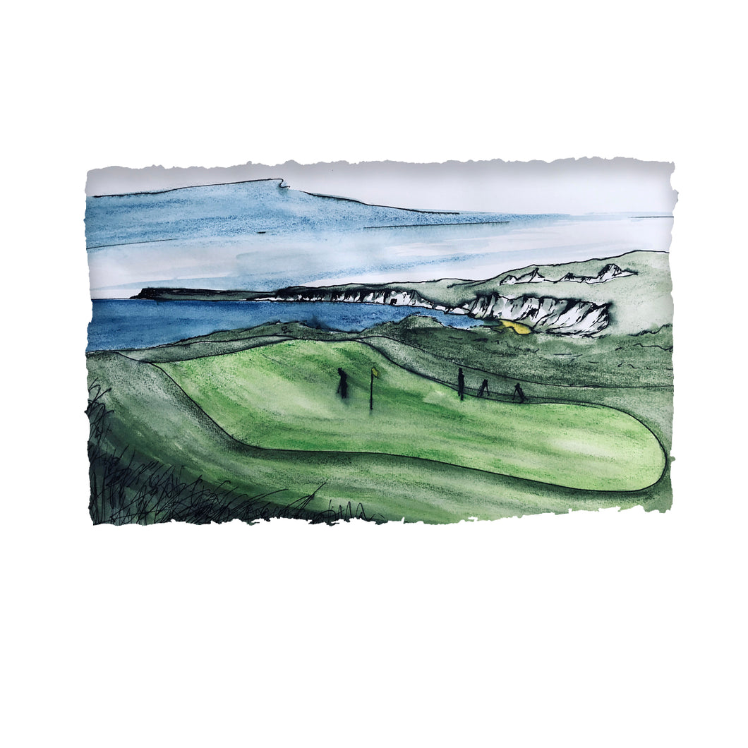 """Whiterocks,"" Royal Portrush"