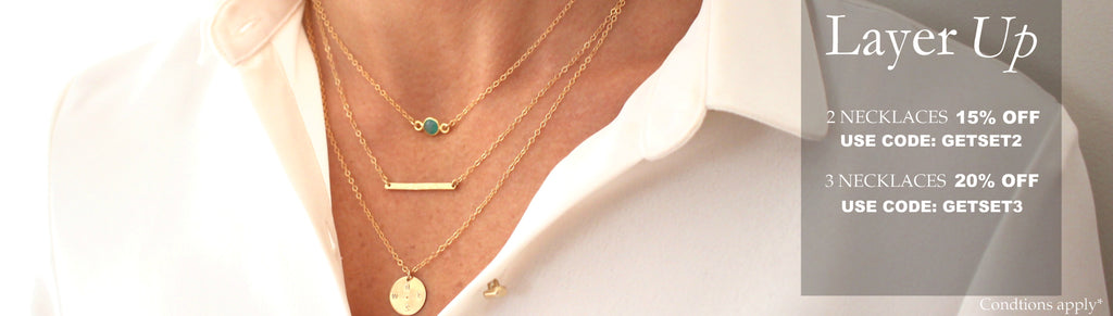 Create your own necklace set