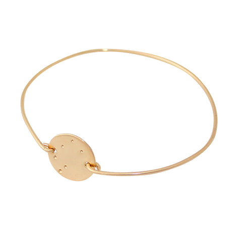 Zodiac Constellation bangle