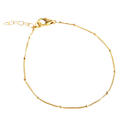 Gold Satellite Bracelet