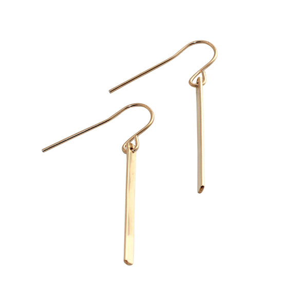 Skinny Bar earrings