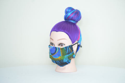 PATTERN 7-2 FACE MASK