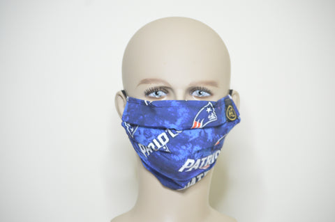 PATRIOTS FACE MASK