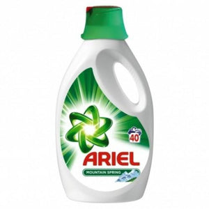 "Ariel ""Mountain Spring"" Gel Concentrated Liquid Laundry Detergent 2.2L"