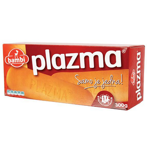Bambi Plazma Biscuits 300g