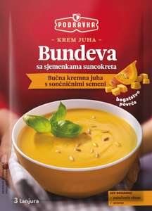 Podravka Cream Of Pumpkin Soup With Sunflower Seeds