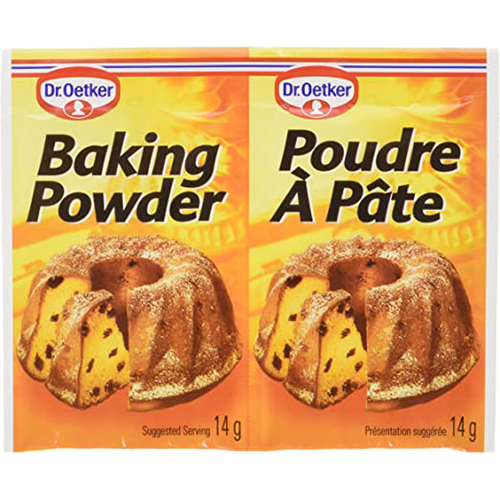 Dr. Oetker Baking Powder 84g