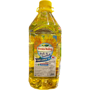 Fresno Valley Sunflower Oil 1.8L