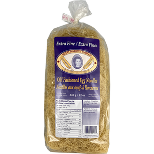 Helen's Old Fashioned Egg Noodles Extra Fine 340g