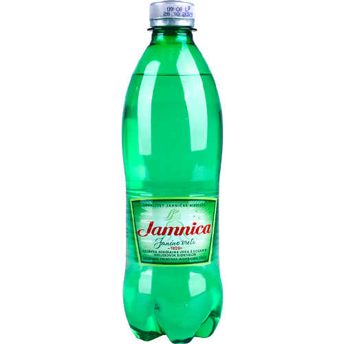 Jamnica Mineral Water 0.5L Single