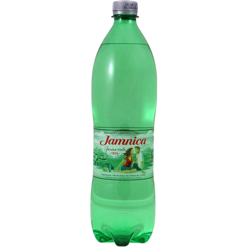 Jamnica Mineral Water 1.5L Single