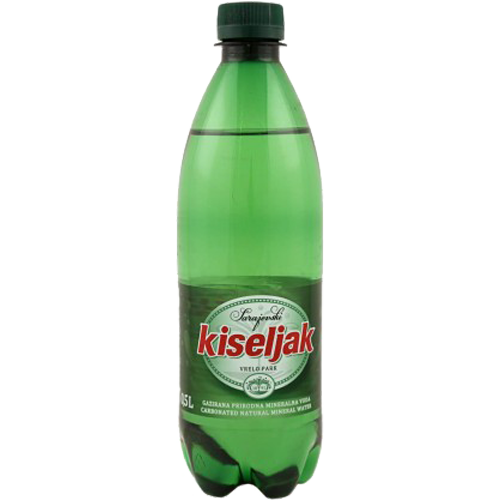 Kiseljak Mineral Water 0.5 Single
