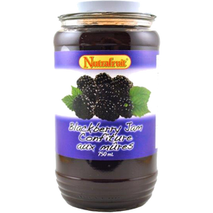 Nutrafruit Blackberry Jam 750ml