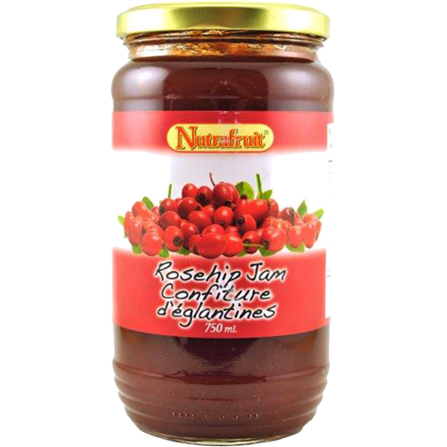 Nutrafruit Rosehip Jam 750ml