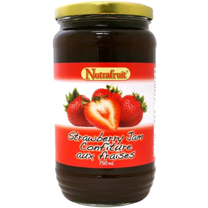 Nutrafruit Strawberry Jam 750ml