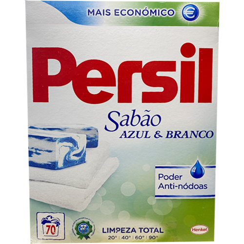 Persil Laundry Detergent Sabao Natural Powder 3.85kg