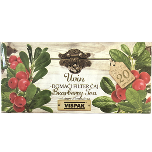 Vispak Bearberry Uvin Tea 30g