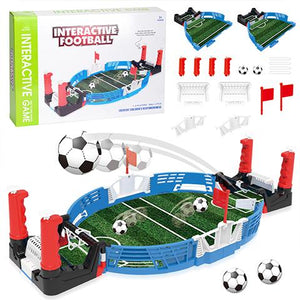 Best Gift😍Table Top Football&Shoot Game Board
