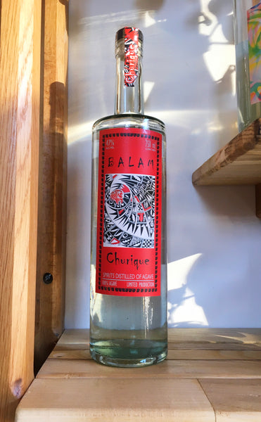 Balam Churique (Wild Agave Spirit from Chihuahua)