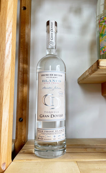 Gran Dovejo Blanco High Proof Tequila