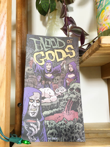 Blood of Gods Fall 2020 Zine