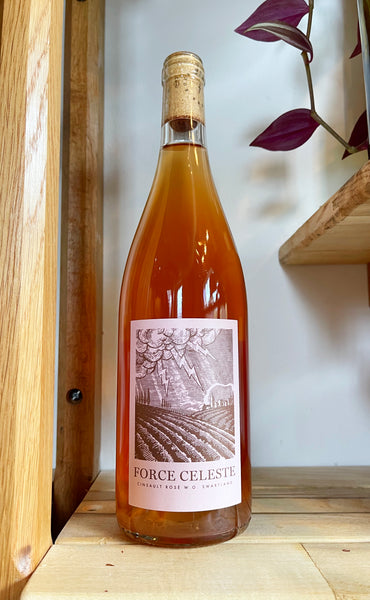 Mother Rock Force Celeste Cinsault Rosé