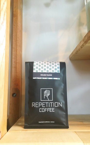 Repetition Coffee Holiday Blend