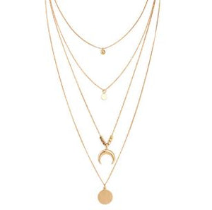Cora Layered Necklace