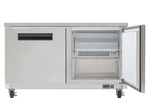 Load image into Gallery viewer, 153 CM UNDERCOUNTER 2 DOOR FREEZER