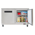 Load image into Gallery viewer, 122 CM UNDERCOUNTER 2 DOOR FREEZER
