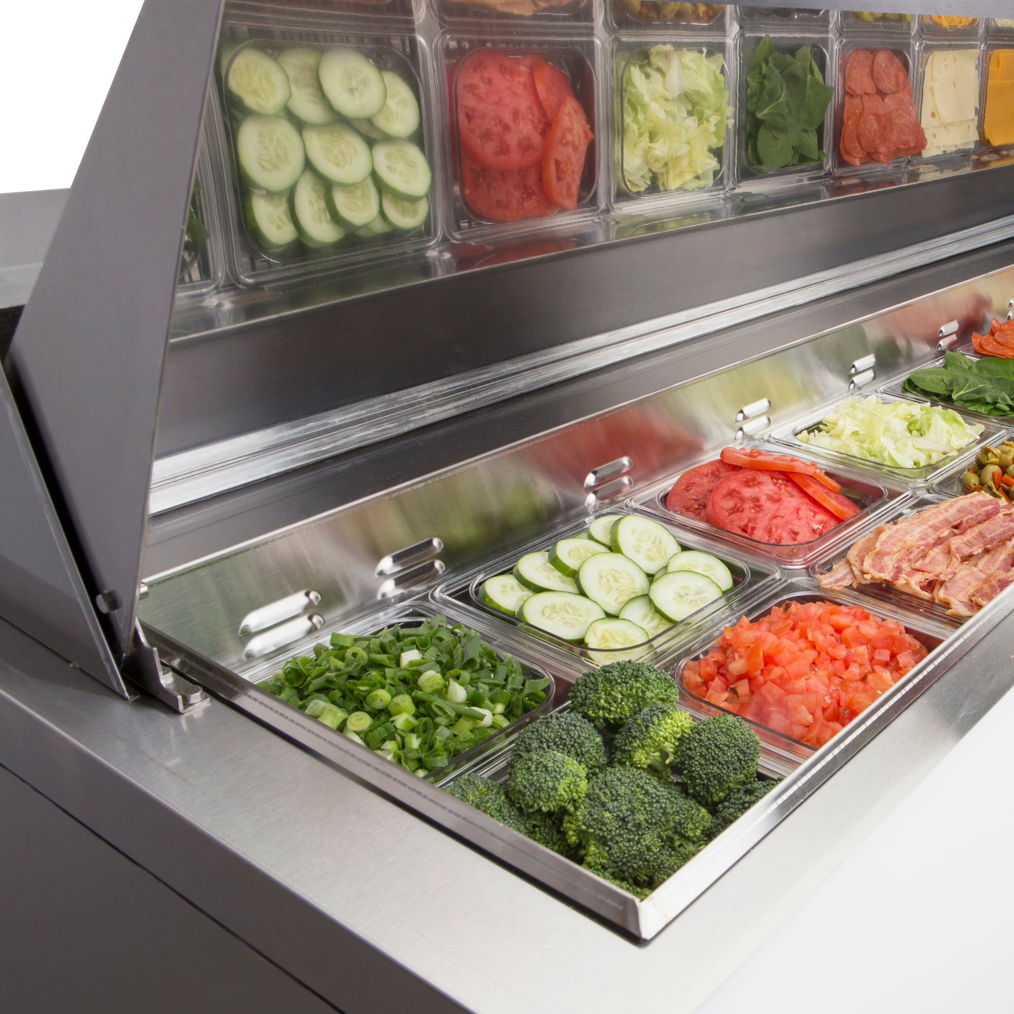 Undercounter & Salad Fridge