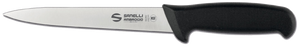Fish filleting knife, flexible