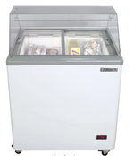 Load image into Gallery viewer, Ice-cream Dipping Cabinets 4 GN 1/3