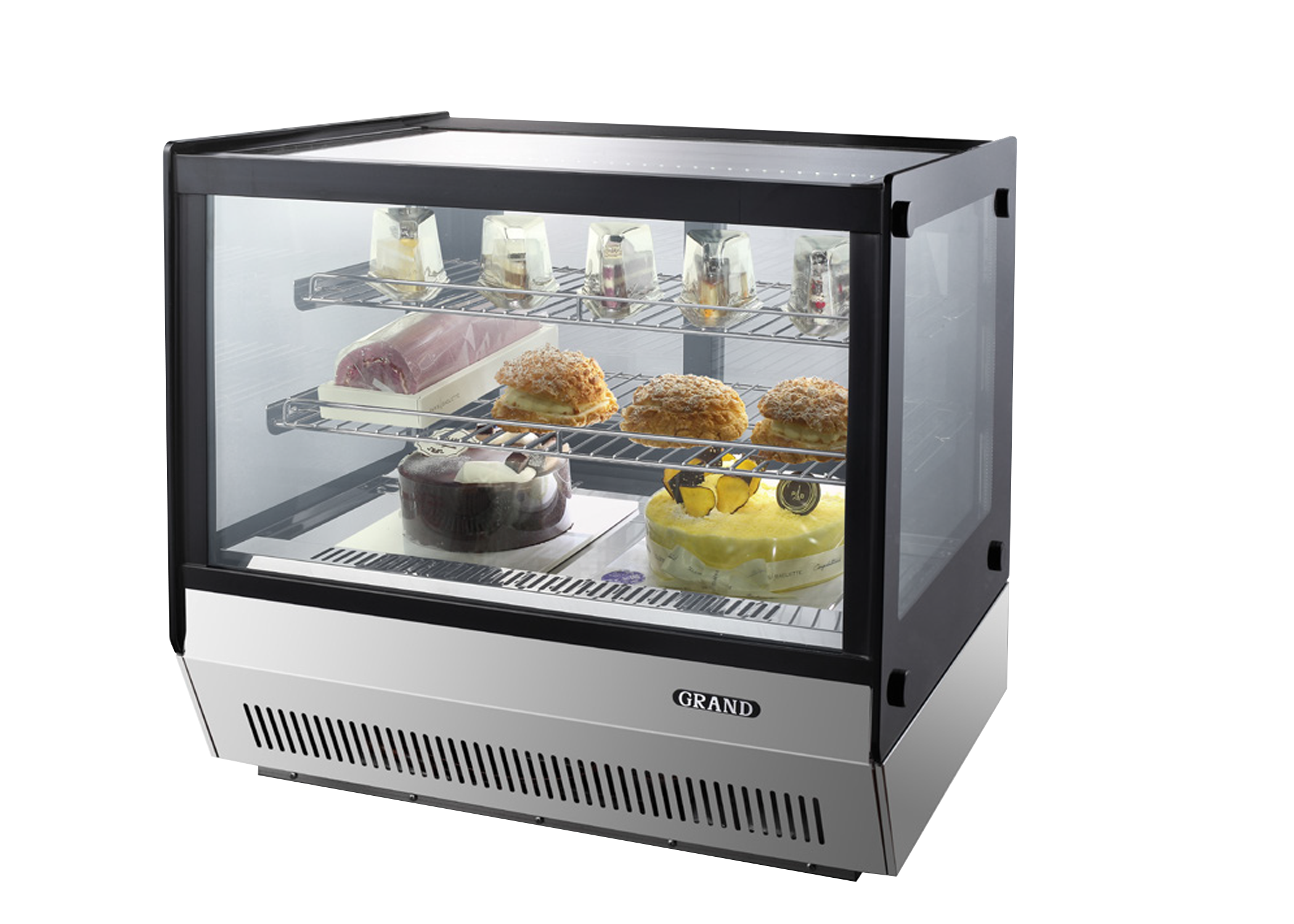 COUNTERTOP DISPLAY FRIDGE