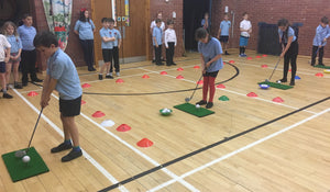Increasing Participation in Junior Golf