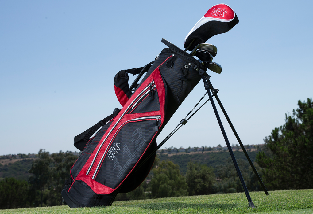 The GFK+ Range for Improving Junior Golfers