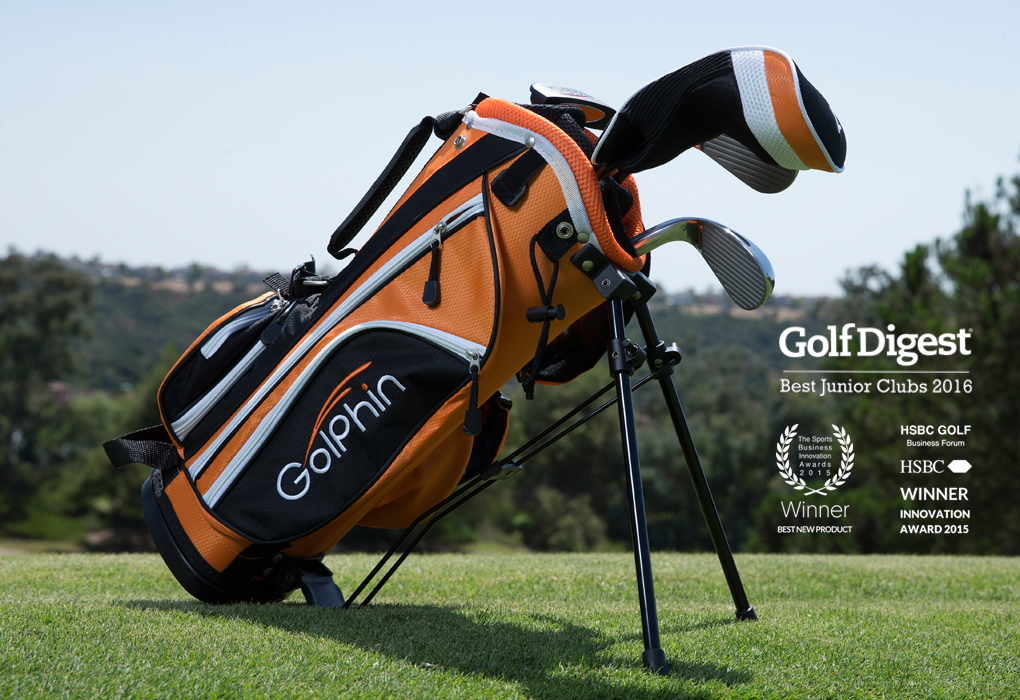 The GFK Range for Junior Golf Beginners